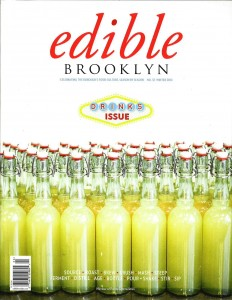 Edible Brooklyn Cover